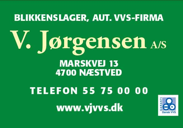V. Jørgensen A/S