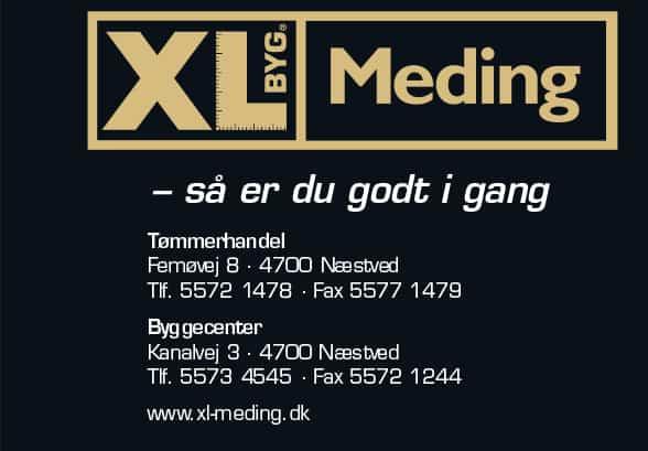XL Byg, Meding