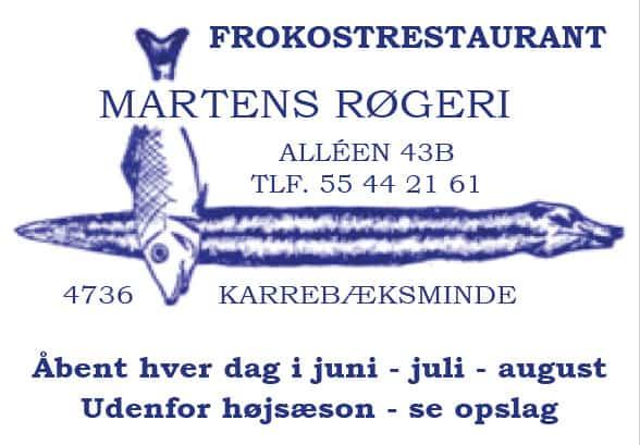Martens Røgeri