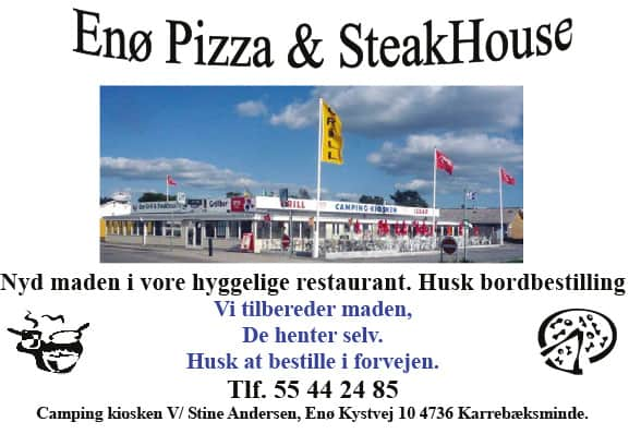 Enø Pizza & SteakHouse